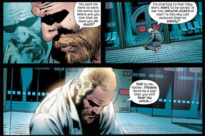 Thor par Bryan Hitch