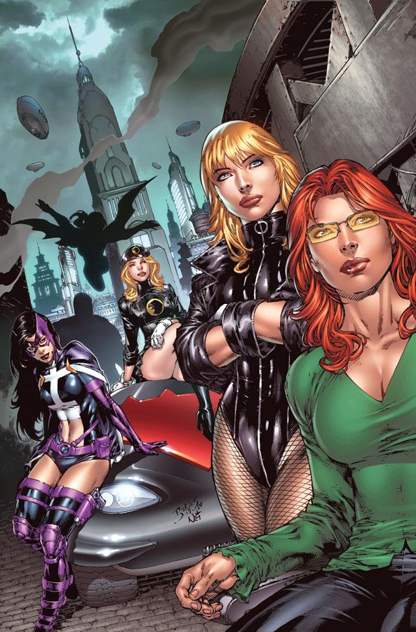 Héros du porno de bande dessinée